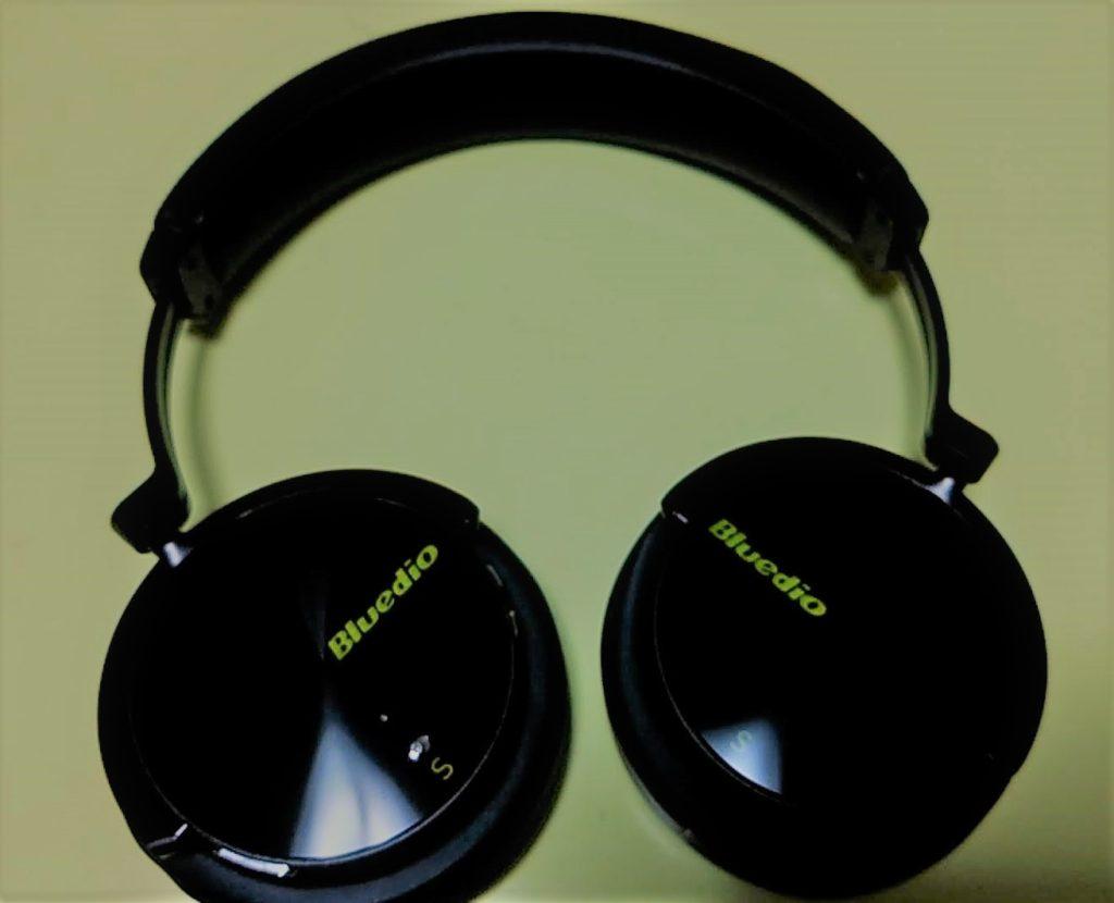 Bluedio T5S Bluetooth ヘッドホン